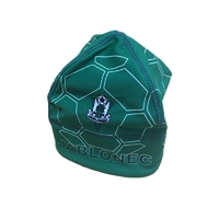 Functional hat - green